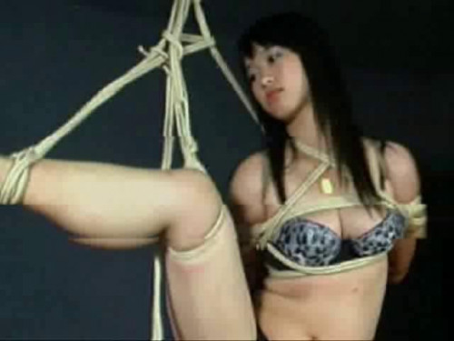 ChinaBondage Sweet New Hot Cool Exclusive Unreal Collection. Part 2. Asians BDSM