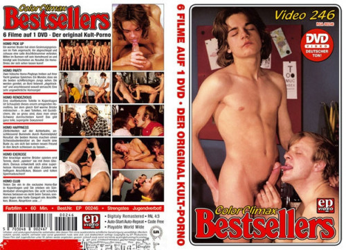 Color Climax - Bestsellers vol.246 Gay Movies
