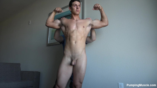 Pumping Muscle Chase O Photo Shoots 1 and 2 FHD Gay Extreme
