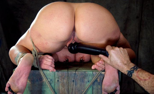 Super anal torture