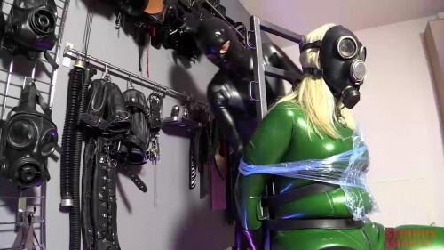 Serious Images New Gold Nice Super Excellent Magic Collection. Part 2. BDSM Latex