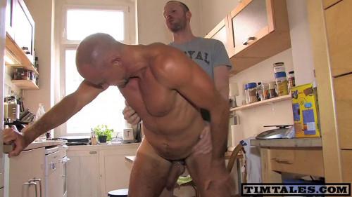 Tim and Mathis Arron