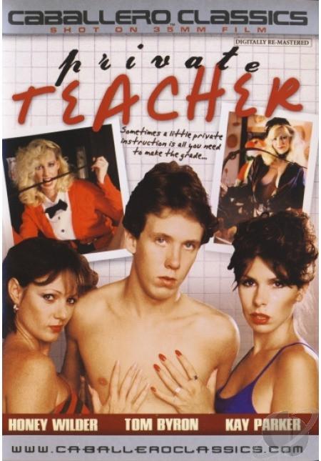Private Teacher (1985) - Kay Parker, Honey Wilder, Joanna Storm Retro