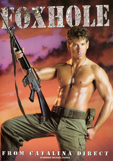 Military Foxhole - Michael Parks, Cal Jensen, Lee Jennings  (1989)