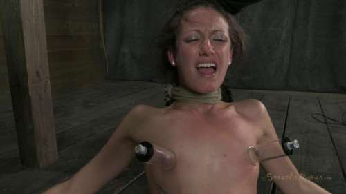 Takes the most extreme deep throat fucking-rough bdsm porn BDSM