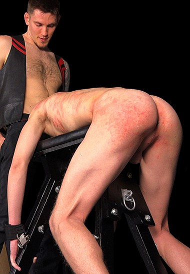 DreamboyB - Leo Edwards - Captive Blonde - Part 4 Gay BDSM