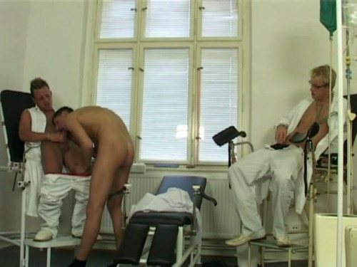 Bareback Fuck At Clinic