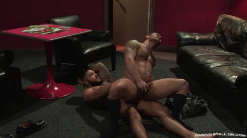 Bruno Bernal and Ryan Cruz Gay Clips