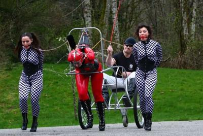 Houseofgord - Three Ponies One Cart