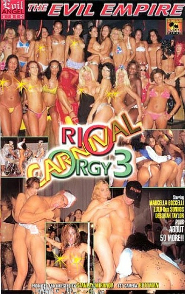 Rio Carnival Orgy vol.3