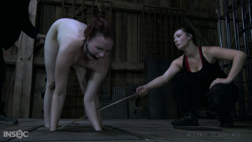 InfernalRestraints - Claire Adams - In The Hole Part 2