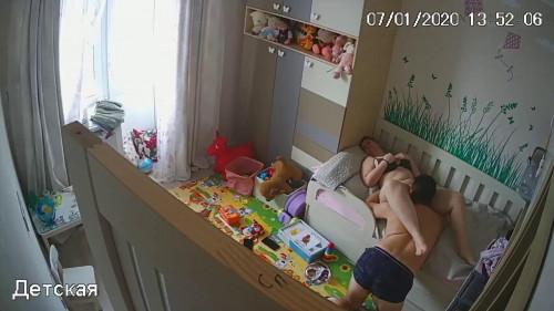 Bed Room Spy Hidden camera