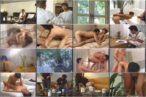 Japanese Boys Vol.02 Asian Gays