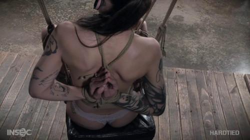 Luna Lovely (Suspended Climax) BDSM