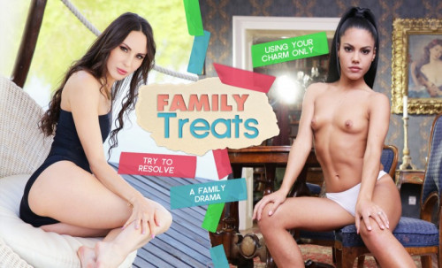 Family Treats - LifeSelector 21Roles Porn Games
