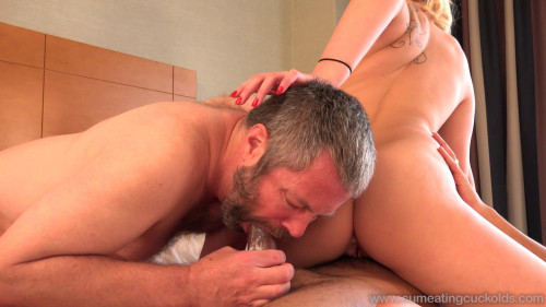 CumEatingCuckolds Cindy Lou Half A Man Bisexual