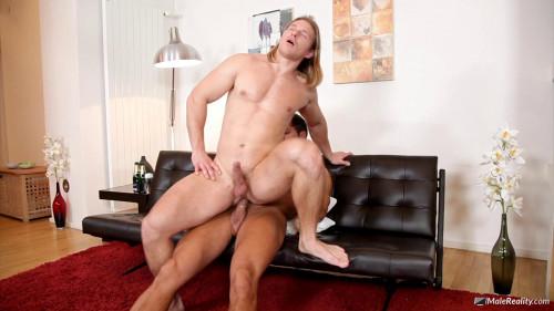 Gay Massage - Scene #02 (Black, Ennio Guardi)