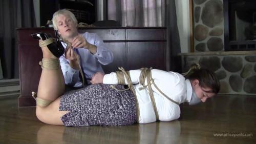 Pearl Rose - Endurance Hair Bondage Hogtie
