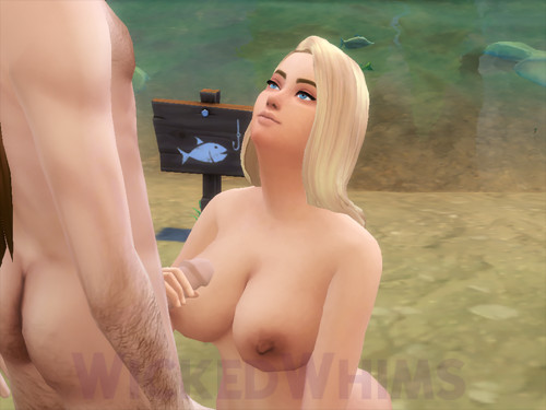 The Sims 4 Wicked Whims