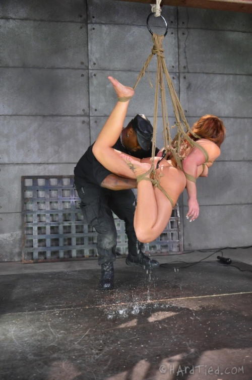 HT - Savannah Fox, Jack Hammer - SquirtFest BDSM