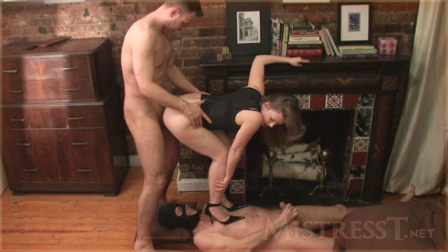 MistressT - Waiter Turning (part 484) - Domination HD Femdom and Strapon