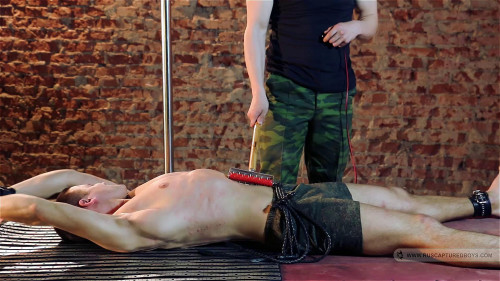 Military Story II - Final Part Gay BDSM