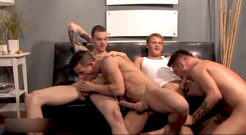 Four Guys and a Couch (528p)