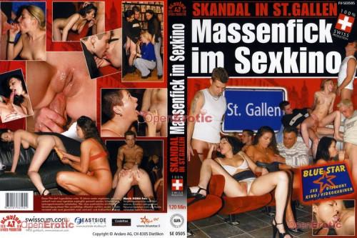Massenfick im sexkino
