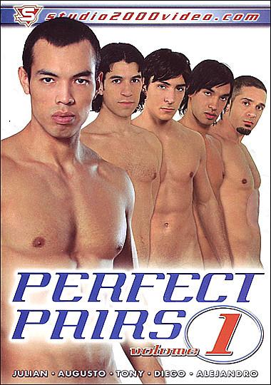 Studio 2000 - Perfect Pairs Voume 1 Gay Movie