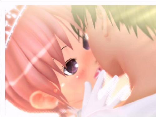 Love Love Wedding 3D Porno