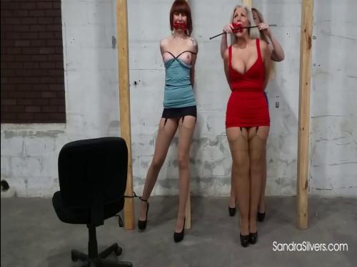 Rival Lesbian Sex Slaves