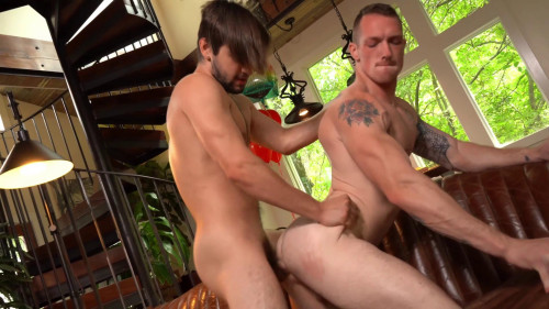 Naked Sword - Johnny Rapid and Jackson Cooper