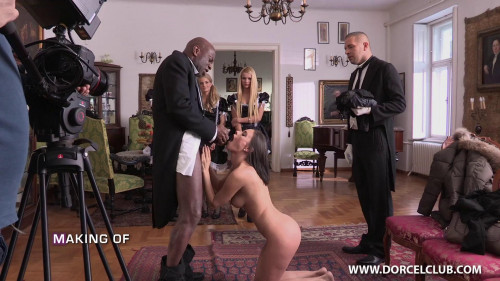 claire castel chambermaid Public sex