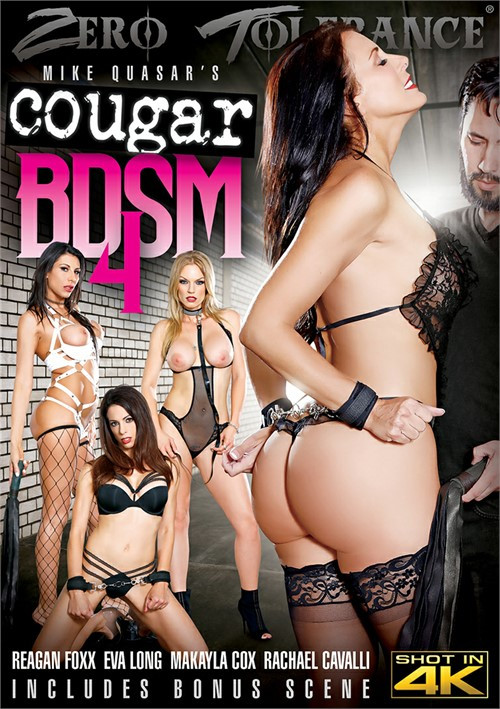 Cougar Bdsm Part 4 (2017)