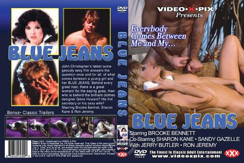 Blue Jeans (1981) - Sharon Kane, Sharon Mitchell, Brooke Bennett Retro