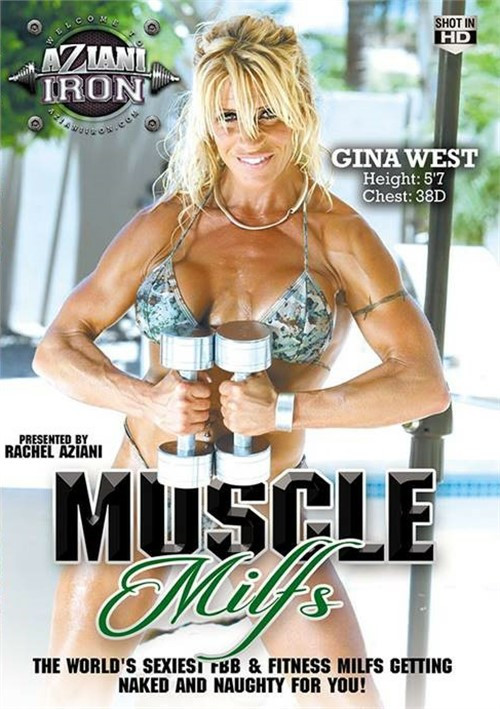 Muscle Milfs Female Muscle