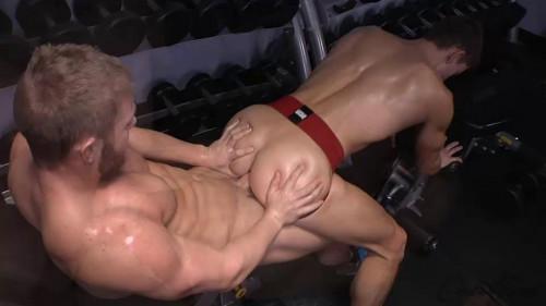 Dawson & Quinn's Gym Fuck Gays