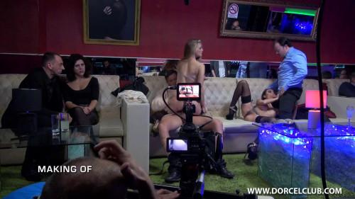 Film about the film Public sex