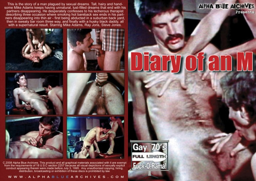 Bareback Diary Of An M (1976) - Mike Adams, Ray Jons, Steve Jones