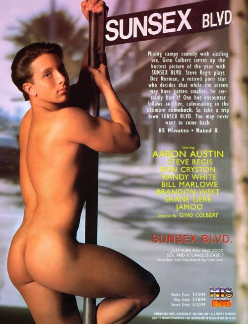 Sunsex Blvd - Aaron Austin, Rob Cryston, Steve Regis (1994) Gay Retro