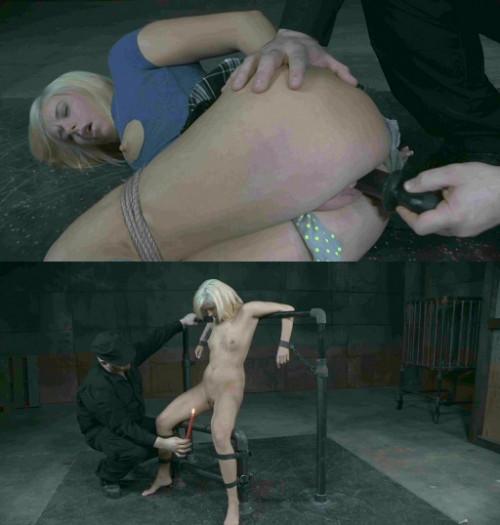 Rope bondage - Cindy Lou