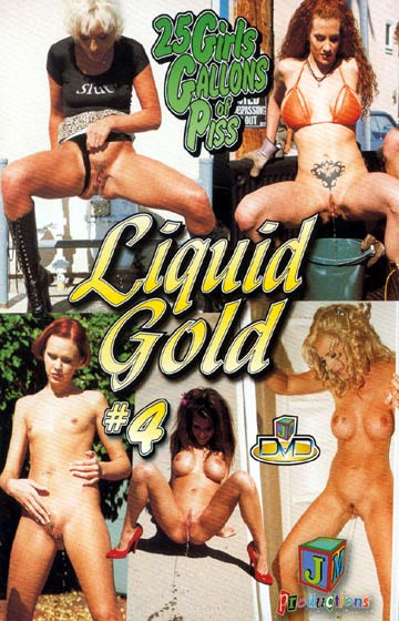 Liquid Gold #4 - Jim Powers, JM Productions