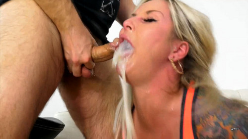 Jarushka Ross - All Cock Down Your Throat Bitch Sex Extremals