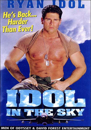 Idol In The Sky - Ryan Idol, Bo Summers, Dino DiMarco (1996) Gay Retro