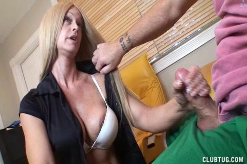 Ughh Fine, Ill Jack Your Big Cock Blondes