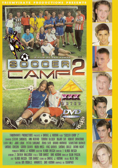 Soccer Camp Vol. 2 - Tommy DeLuca, Steeve Sanders, Ray Renfro
