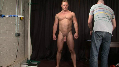 TheCastingRoom - Enrico Physical Gay Unusual