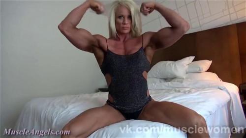 Lisa Giesbrecht HD Female Muscle