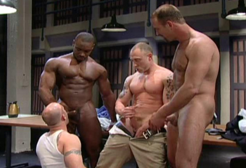 Justice Orgy At Prison