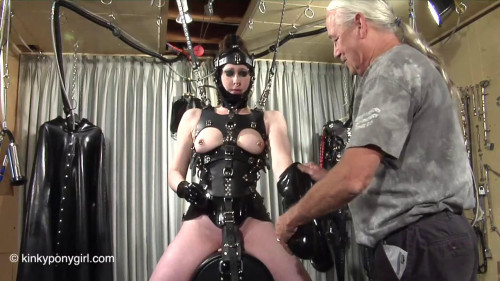 The Master Dominance and submission Porn KinkyPonygirl part FIRST